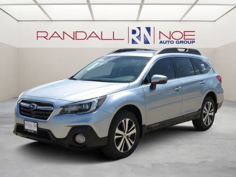 New 2018 Subaru Outback 3.6R AWD