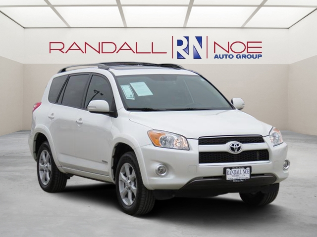 Randall Noe Used Cars In Terrell Texas >> Pre Owned 2012 Toyota Rav4 Limited 4 Door In Terrell 55451a