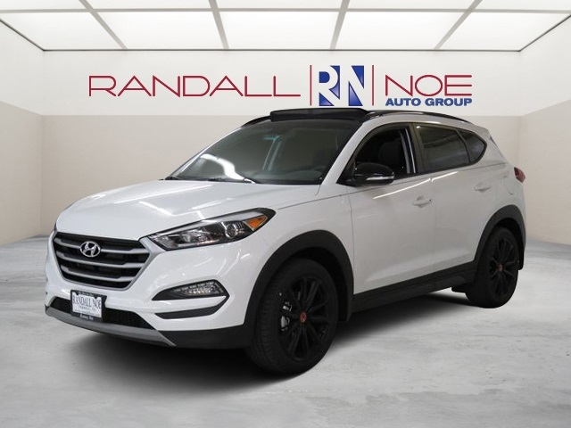 New 2017 Hyundai Tucson Night 4D Sport Utility in Terrell HU